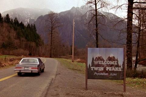 Entering 'Twin Peaks'