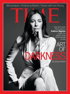 Time Magazine Cover, Feb. 4, 2013