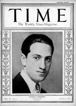 Image: Gershwin Cover