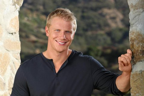 Sean Lowe from ABC's the Bachelor