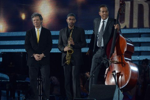 Grammy Performance - Chick Corea, Kenny Garrett and Stanley Clark