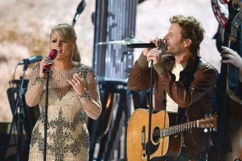 Grammy Performance - Miranda Lambert / Dierks Bentley