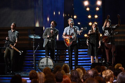 Grammy Performance - The Lumineers