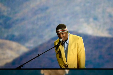 Grammy Performance - Frank Ocean