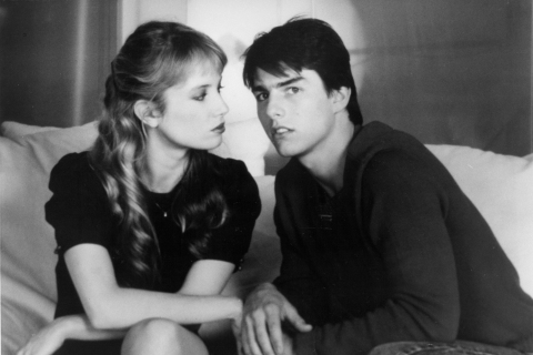 Rebecca De Mornay And Tom Cruise In 'Risky Business'