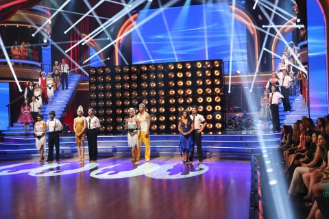 Image: DWTS Results Mar. 26