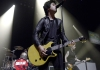 Tre Cool, Billie Joe Armstrong, and Mike Dirnt of Green Day perform at ACL Live on March 15, 2013 in Austin, Texas.