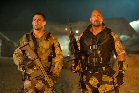Image: GI Joe Retaliation