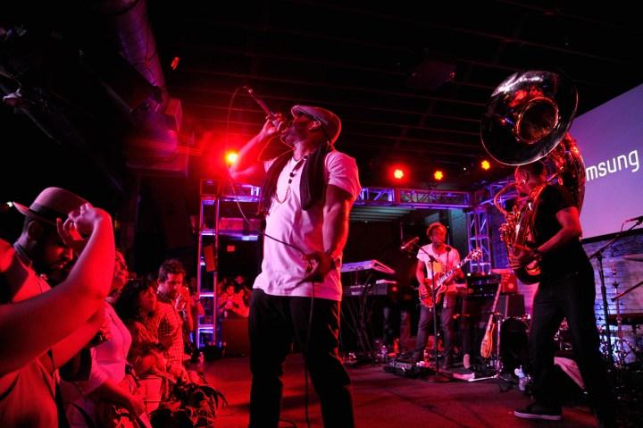 SXSW Musical Performances