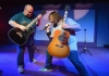 Jack Black and Kyle Gass of Tenacious D