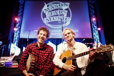 Image: Mason Jar Music