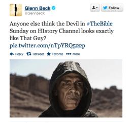 Image: Glenn Beck Twitter Screenshot