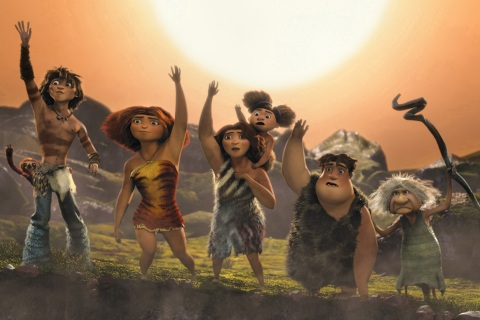 Image: The Croods