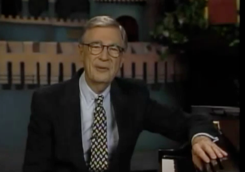 Fred Rogers Helpers Clip Time Com