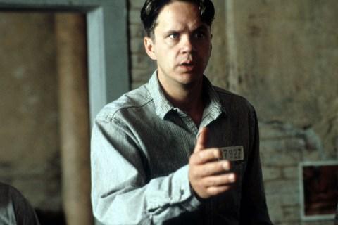 Tim Robbins In 'The Shawshank Redemption'