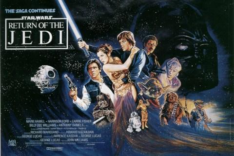 Populist – Return of the Jedi – Poster
