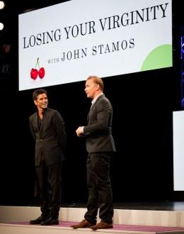 John Stamos & Morgan Spurlock