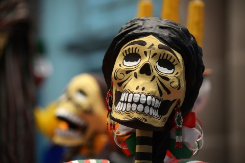 Day of the Dead Celebrations in Puebla