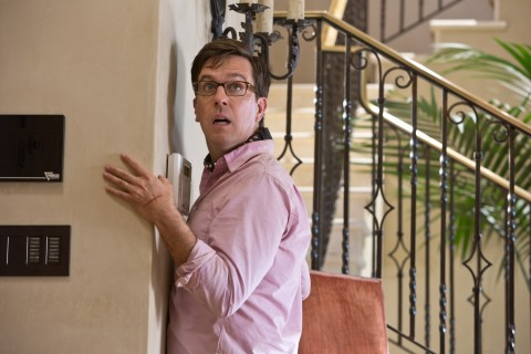 Ed Helms in The Hangover Part III