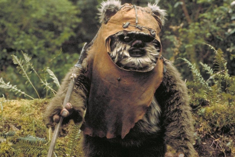 Populist - Return of the Jedi - Ewoks