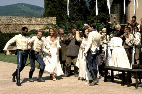Emma Thompson in Much Ado About Nothing