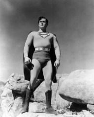 SUPERMAN, (Serial), Kirk Alyn, 1948.