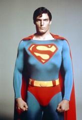 SUPERMAN, Christopher Reeve, 1978.