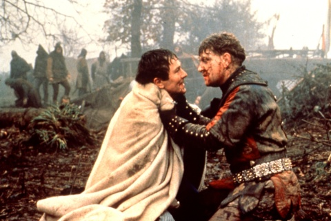 Kenneth Branagh in Henry V