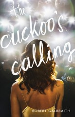 The Cuckoos Calling - US cover