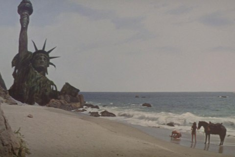 Populist - Best Beach Scenes - Planet of the Apes