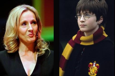 J.K. Rowling/Harry Potter