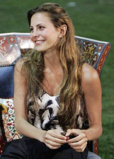 "Gia Allemand on an episode of ABC's ""Bachelor Pad."""