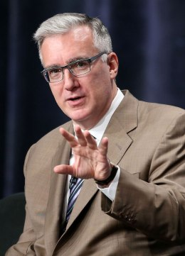 Keith Olbermann onstage during the 2013 Summer Television Critics Association tour at the Beverly Hilton Hotel on July 24, 2013 in Beverly Hills, Calif.