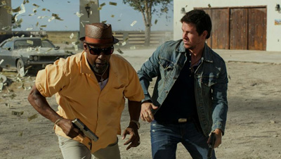 Denzel+Mark - 2 Guns