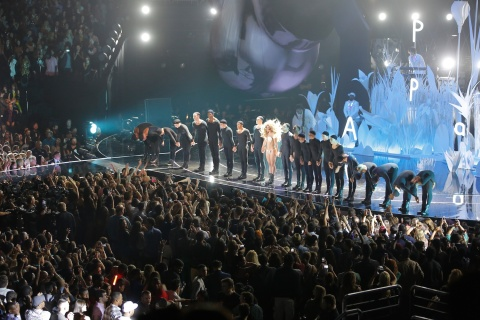 2013 VMAs