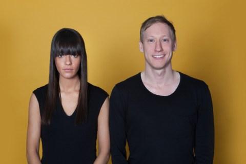 Jessica Walsh and Timothy Goodman