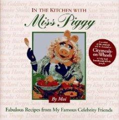 Miss Piggy cookbook