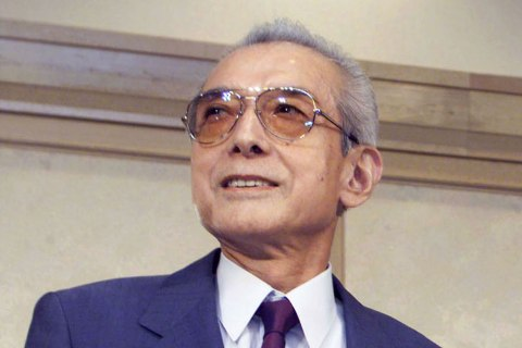 Former Nintendo President Hiroshi Yamauchi