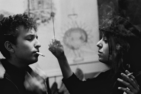 Bob Dylan, Suze Rotolo, 1962