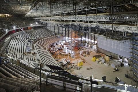 Leeds Arena, Concert Hall