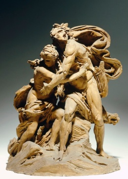 Orpheus and Eurydice in the Averno