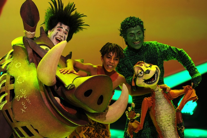 The Lion King To Become First Broadway Musical To Reach 1 Billion Time Com