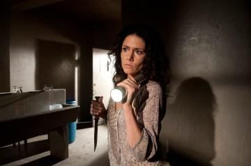 Karen (Melissa Ponzio) - The Walking Dead _ Season 4, Episode 2 - Photo Credit: Gene Page/AMC