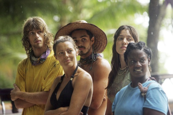 SURVIVOR: MICRONESIA - FANS VS. FAVORITES