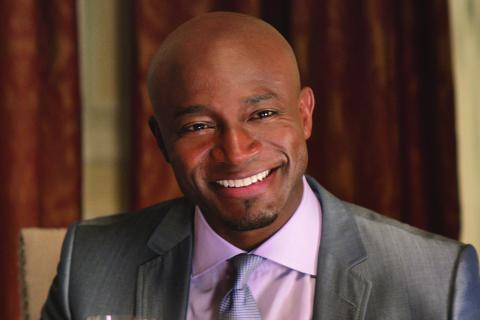 Taye Diggs in The Best Man Holiday