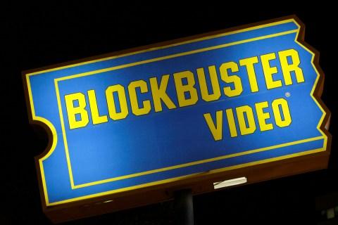Blockbuster Reorganization