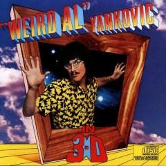 In 3D - Weird Al Yankovic - album art