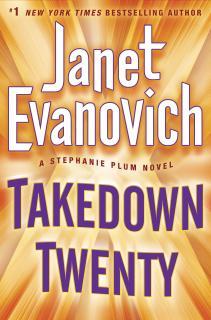 Janet Evanovich - Takedown Twenty - COVER