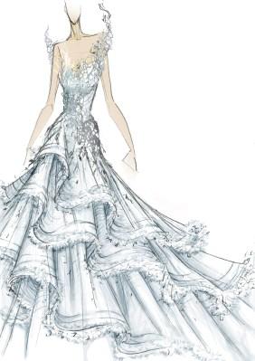 Katniss Wedding Dress