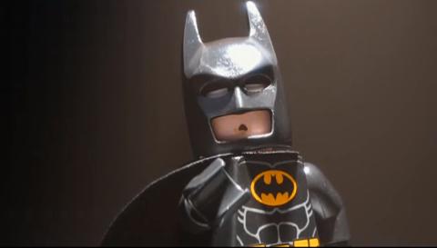 LEGO movie - trailer - 01